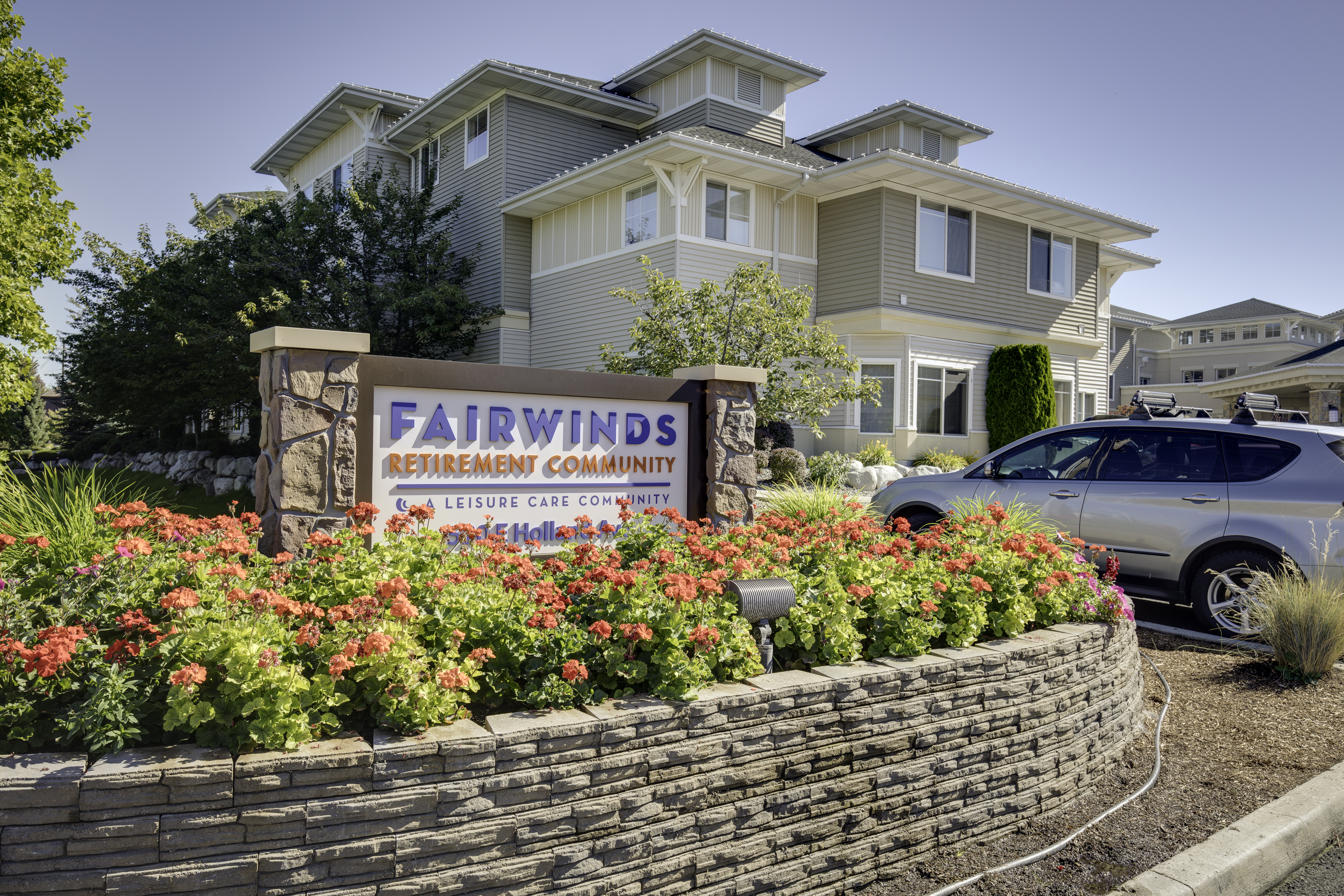 Fairwinds Customer Service >> Senior Living In Spokane Wa Fairwinds Retirement Community