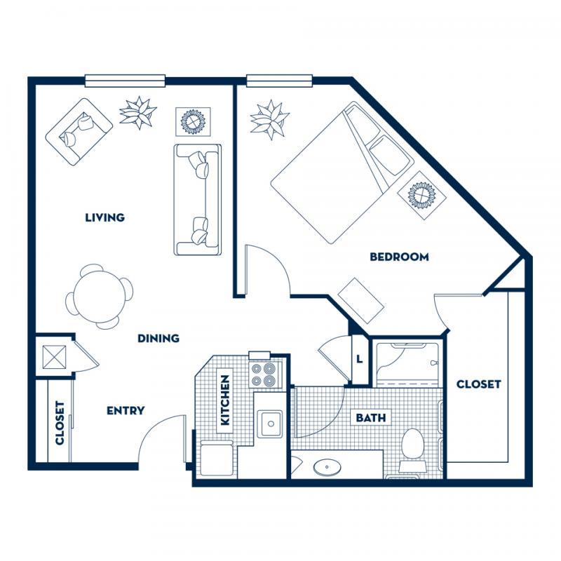 Sand Creek Apartments: Senior Living In Idaho Falls, ID