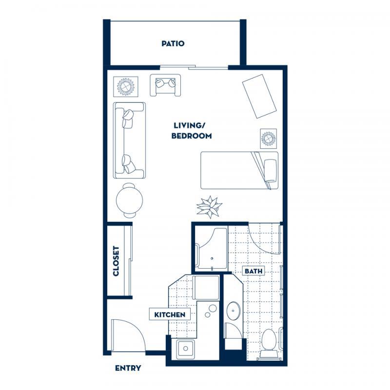 Studio Apartments In Rio Rancho