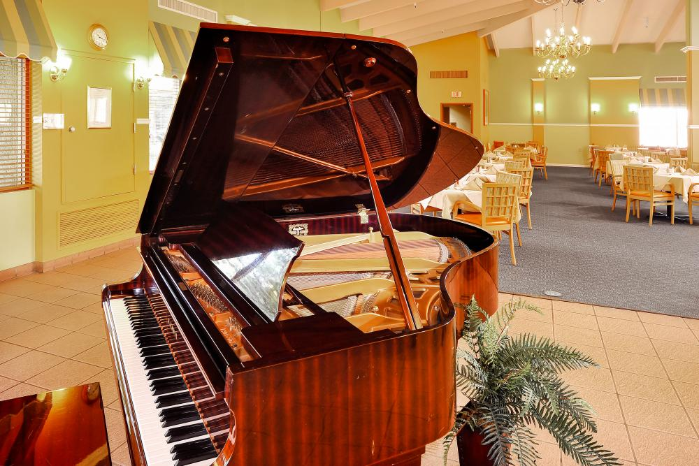 Piano - Broadway Proper Retirement Community