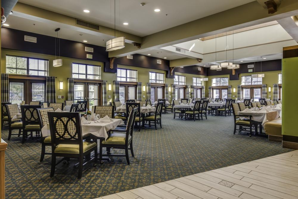 Dining - Fairwinds Spokane Retirement Community