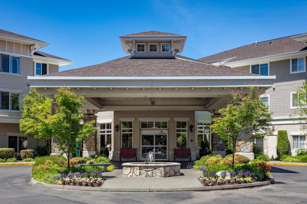 Senior Living In Woodinville Wa Brittany Park Retirement Community