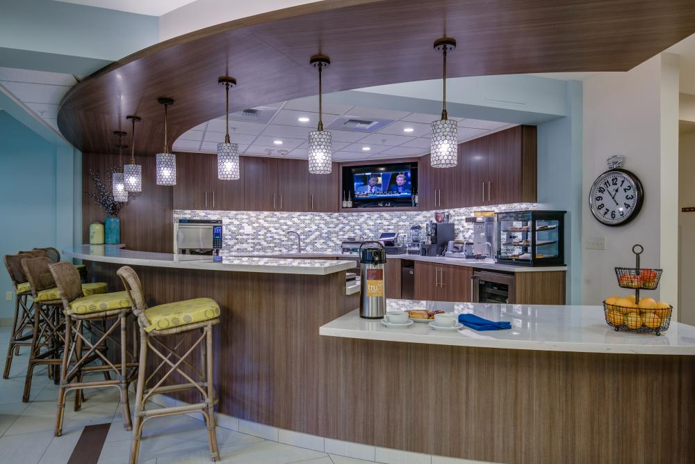 Bistro - Fairwinds - Redmond Retirement Community