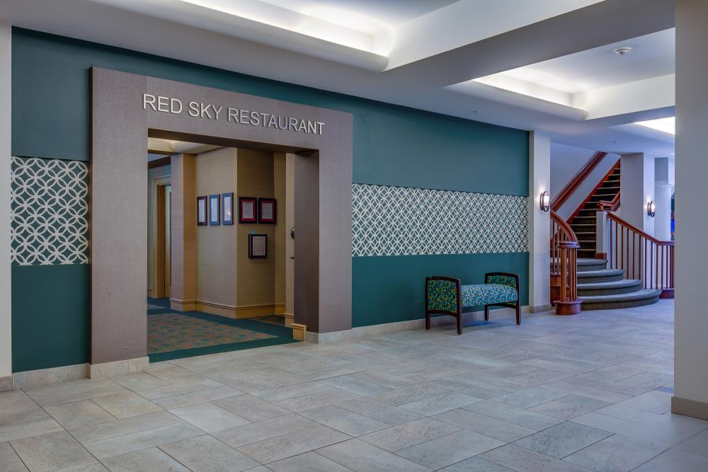 Red Sky Restaurant - Fairwinds - Redmond Retirement Community