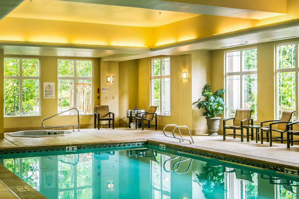 Indoor Pool - Fairwinds - Redmond Retirement Community