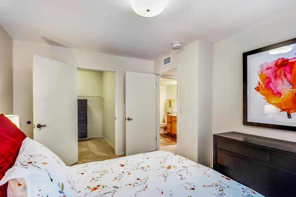 Bedroom - Fairwinds - Rio Rancho Senior Apartments