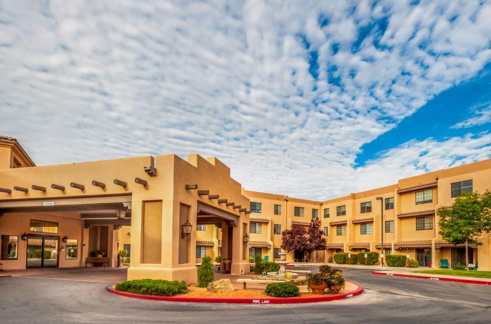 External View - Fairwinds - Rio Rancho Retirement community