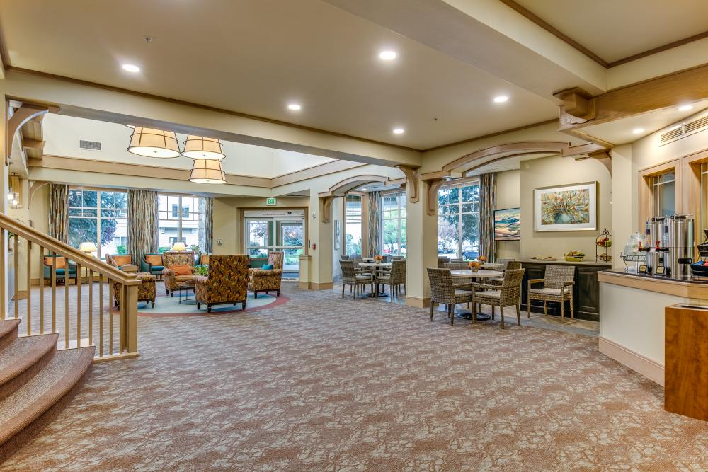 Fairwinds - Sand Creek Lobby