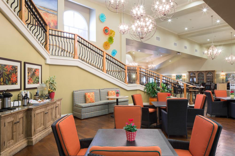 Common Area - Fairwinds - West Hills Retirement Community