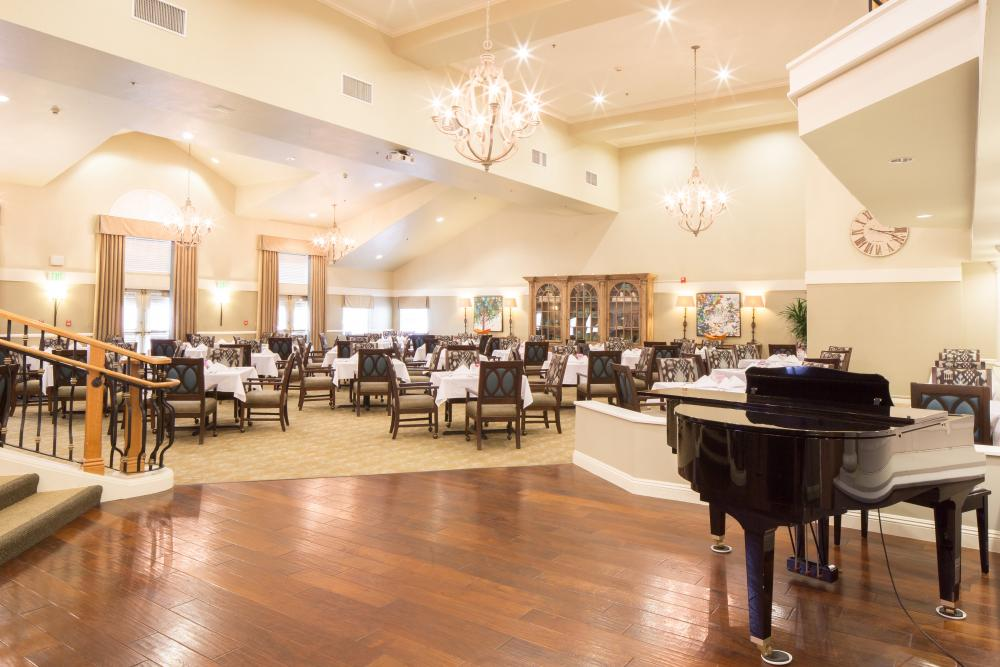 Dining Room - Fairwinds - West Hills Retirement Community