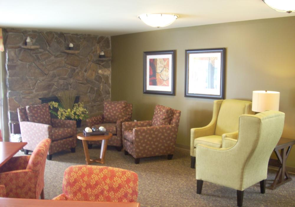 Common Area - Hawthorne Court Retirement Community