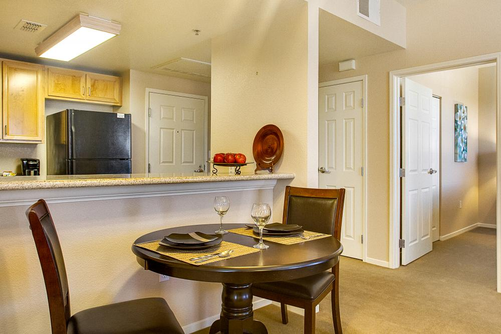 Dining Room - Heritage Estates Assisted Living Apartments