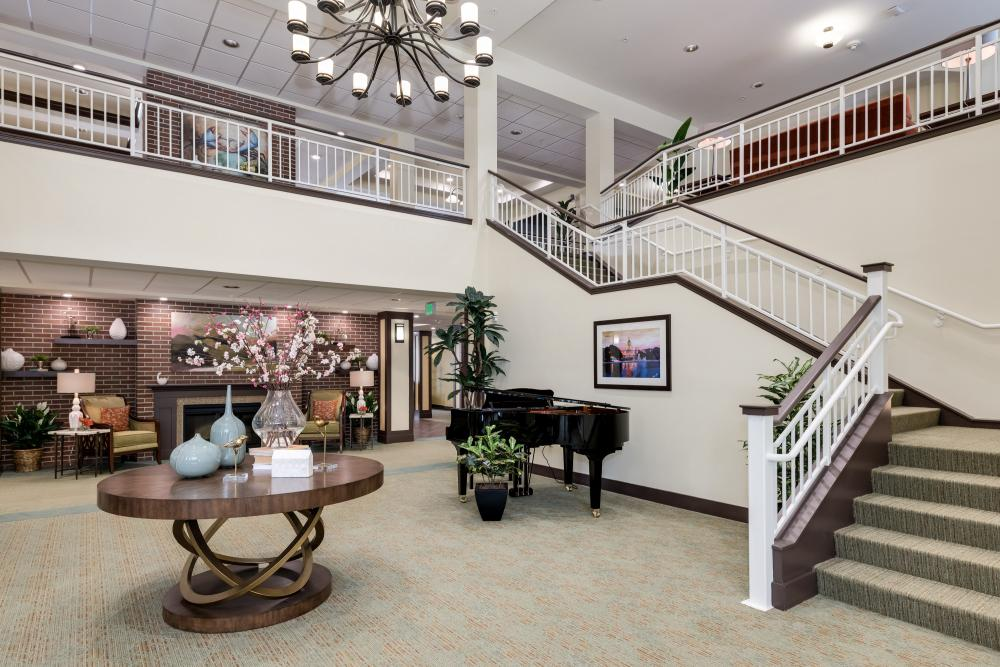 The Lobby at The Landing of Silver Spring