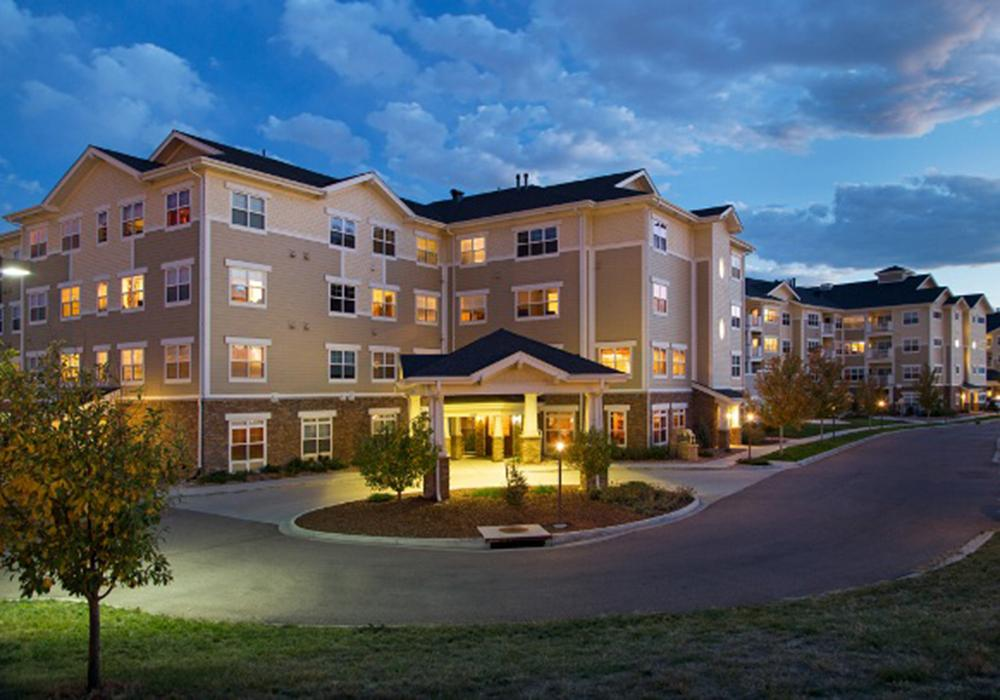 Arbours - MacKenzie Place Retirement Community Colorado Springs