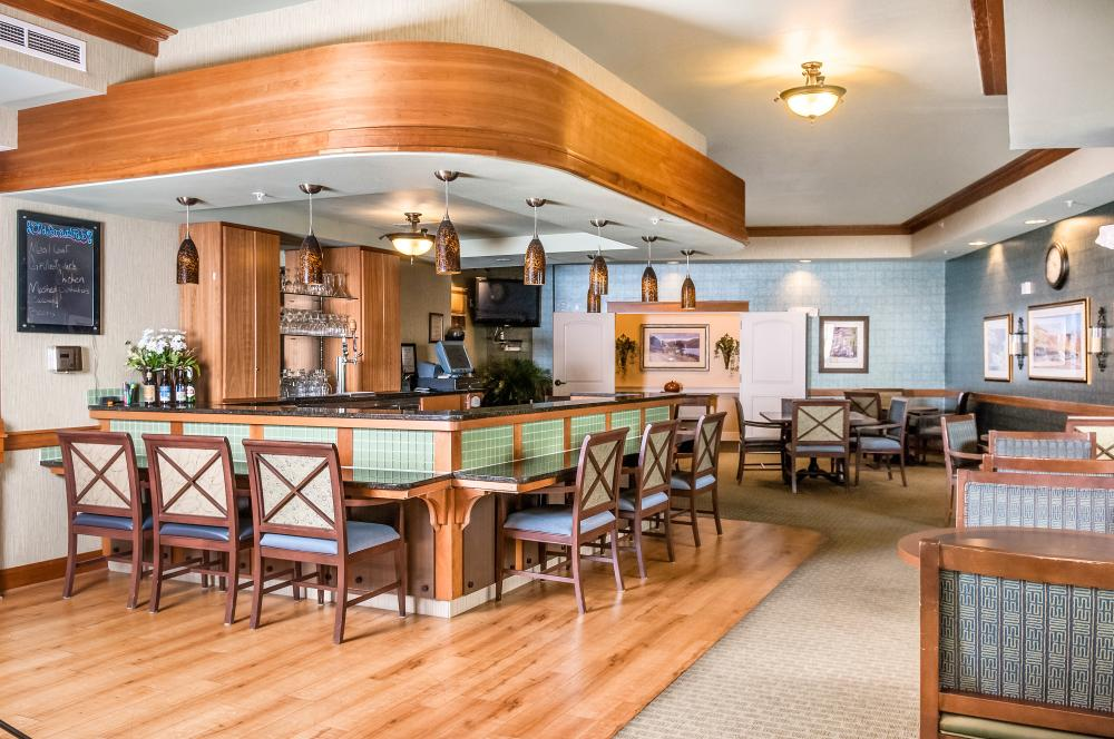 The Pub - MacKenzie Place Retirement Community Fort Collins