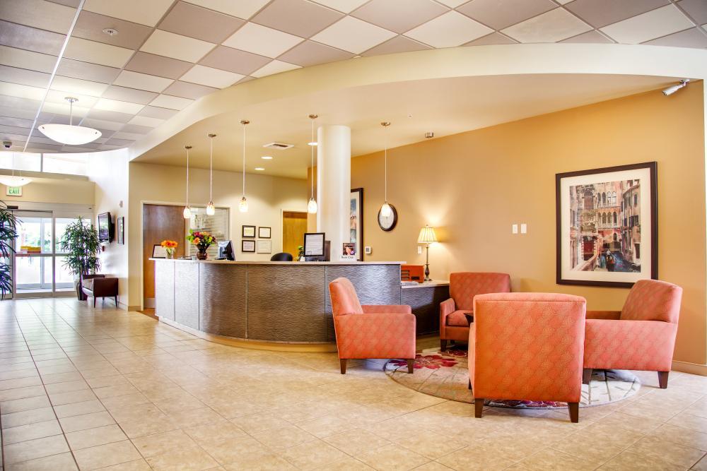Lobby - Russellville Park Senior Living