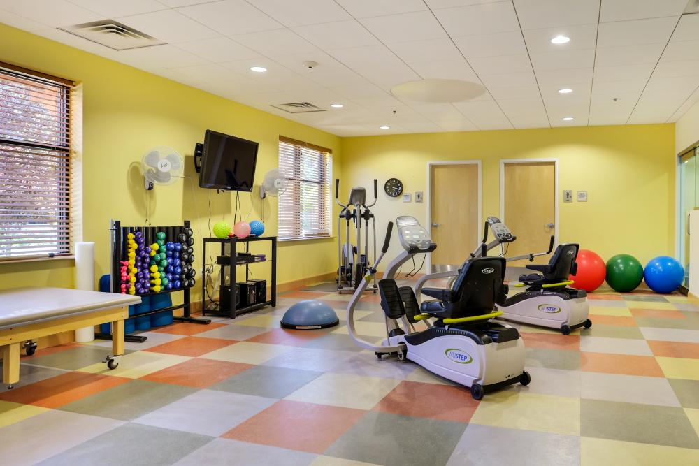 PrimeFit Gym - The Carillon at Boulder Creek Senior Living