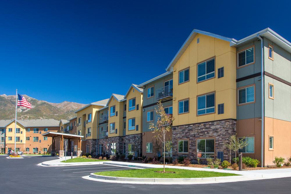 Senior Living In South Ogden Ut Treeo Retirement Community