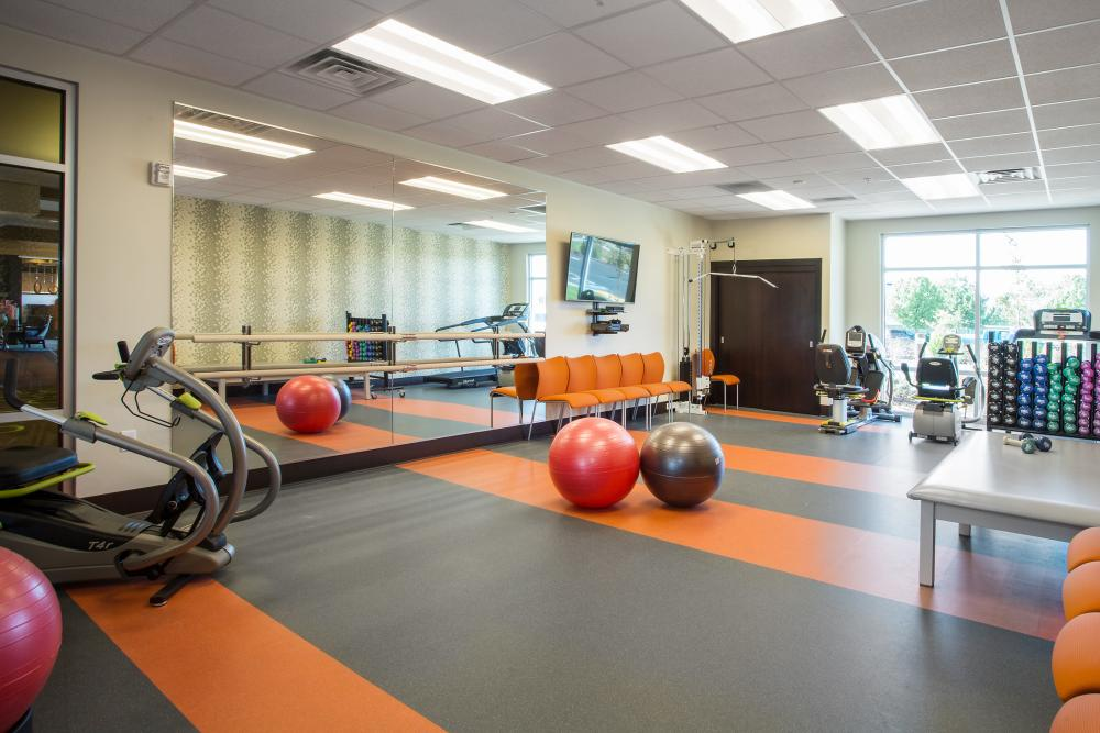 Treeo South Ogden PrimeFit Gym