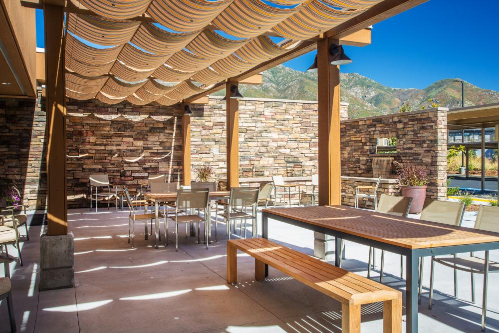 Treeo South Ogden Patio