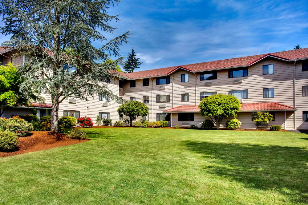 Senior Living in Vancouver, WA | Van Mall Retirement Community